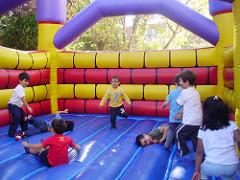 castillos hinchable fiestas