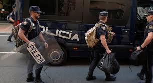 zapatos militares magnum