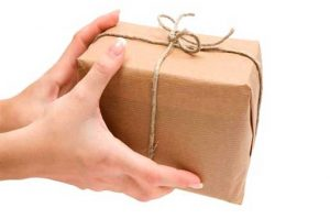 envío de paquetes internacionales a Espańa